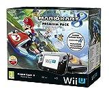 Nintendo Wii U - Consola Premium Pack Mario Kart 8 (Preinstalado)