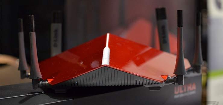 El D-LINK AC3200 Ultra es uno de los mejores routers inalámbricos dentro de su rango de precios, en cuanto a relación potencia-precio.