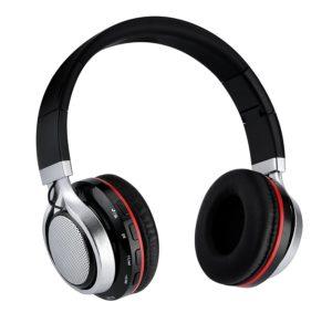 Los cascos bluetooh Aita BT816 son una elección genial, para aquellos que buscan un diseño retro y una calidad de sonido estupenda. Los auriculares tienen unos acabados en diferentes colores, con detalles metálicos y luces leds en la parte de los altavoces.