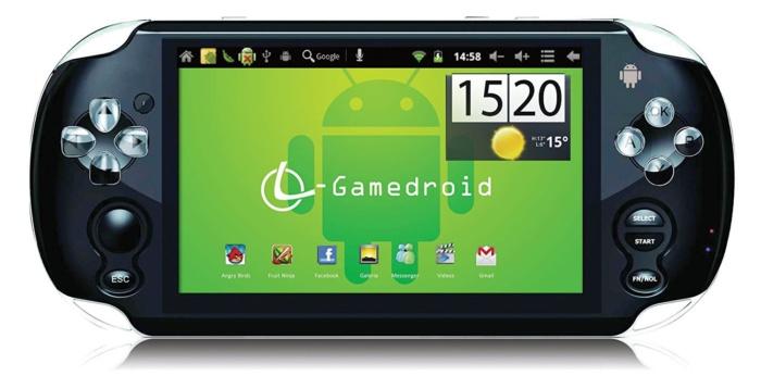 La Leotec Gamedroid es una consola android con un diseño prácticamente igual que el de la Sony PSP. Si algo funciona, ¿para qué cambiarlo? Algo así debieron pensar en Leotec cuando estaban diseñando el aparato.