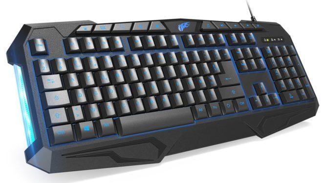 1Byone es una marca de componente electrónicos, que fabrica gran variedad de dispositivos. Con el modelo 510ES-0002 han querido lanzar al mercado un teclado para gaming y competir con otros fabricantes.