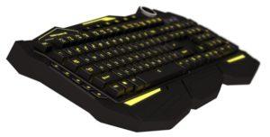 El Mars Gaming MK3 es un teclado gaming económico que compite directamente con otros modelos de gamas superiores. La marca Mars Gaming fabrica otros componentes para gaming, en un rango de precios asequibles.
